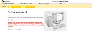 SymantecSecurityCheck