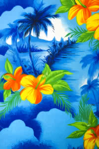 blue-and-floral-hawaii-pop-art_wallpaper