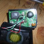 Xbox Fernbedienung an RASBMC Löstellen