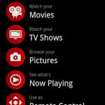 Official XBMC Remote Android
