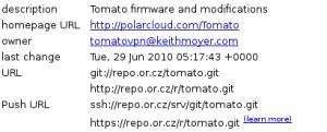 GIT Summary Tomato 23.09.2013