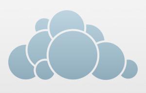 Owncloud Grey Logo