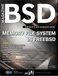 BSD Magazine 2011-08 Ausgabe Memory File System in FreeBSD