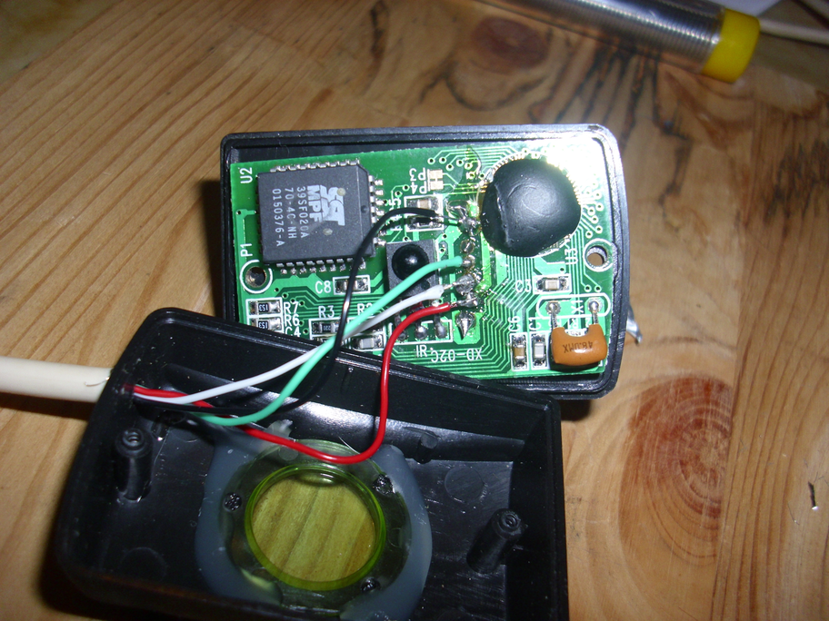RASBMC XBox Remote hacking