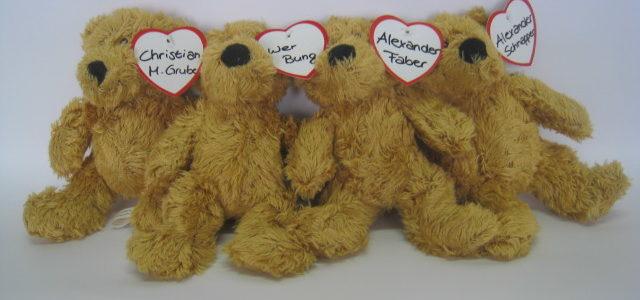 Werbung wegen Teddybär, Na Und