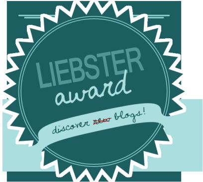 Got-tty empfohlen/nominiert für den Liebster Blog Award