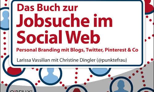 Rezension Das Buch zur Jobsuche im Social Web
