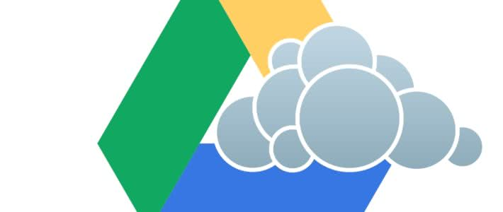 Einbindung von Google Drive in ownCloud