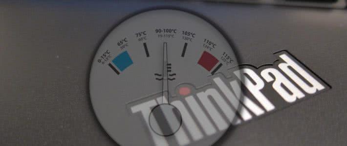 Notion Batterien und Temperatur im Thinkpad mit TLP auslesen