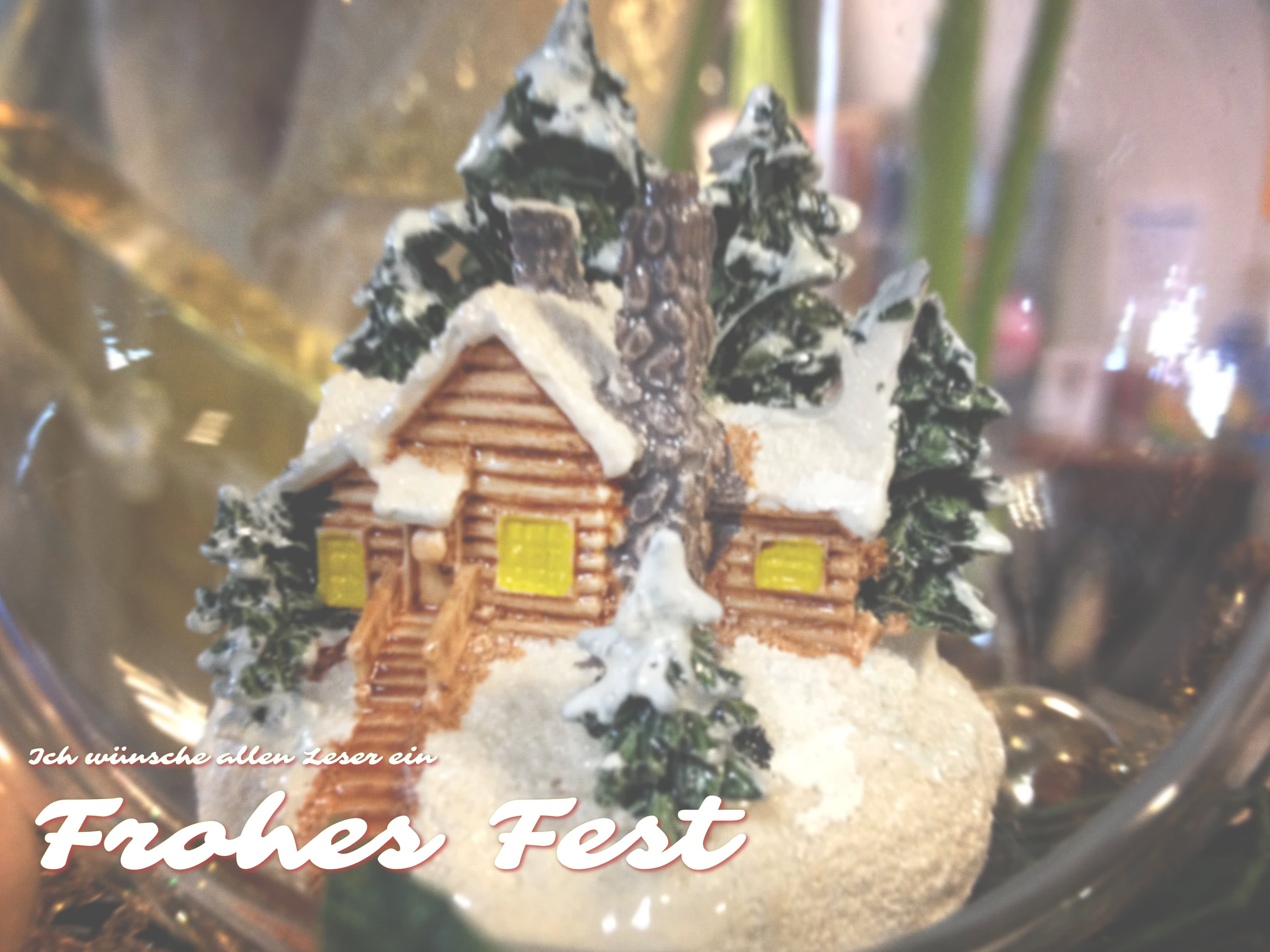 Frohes Fest 2015