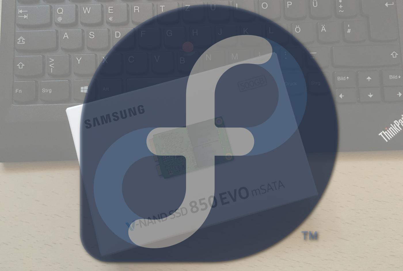 Fedora und SSDs fstrim als service via systemd