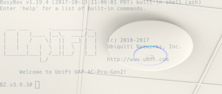 Firmware Upgrade Ubiquiti UAP-AC-Pro via ssh