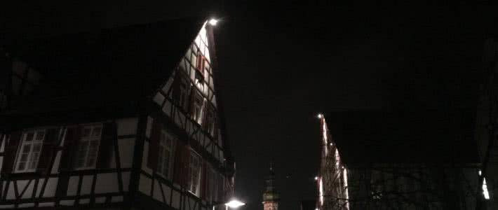 59tes Laternenfest in Kirchheim unter Teck